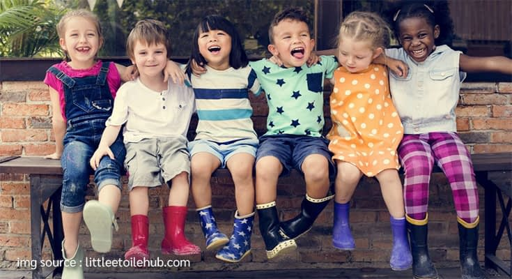 Health and Happiness of The Children