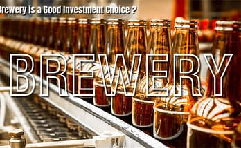 Is Investing in Brewery a Good Investment Choice to Make Now?