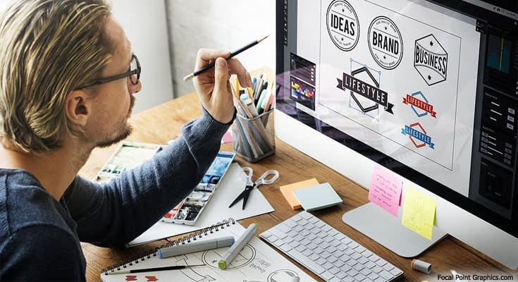 The 5 Rules to an awesome Logo Design