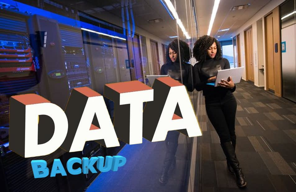 Reasons and Steps to back up your Business Data