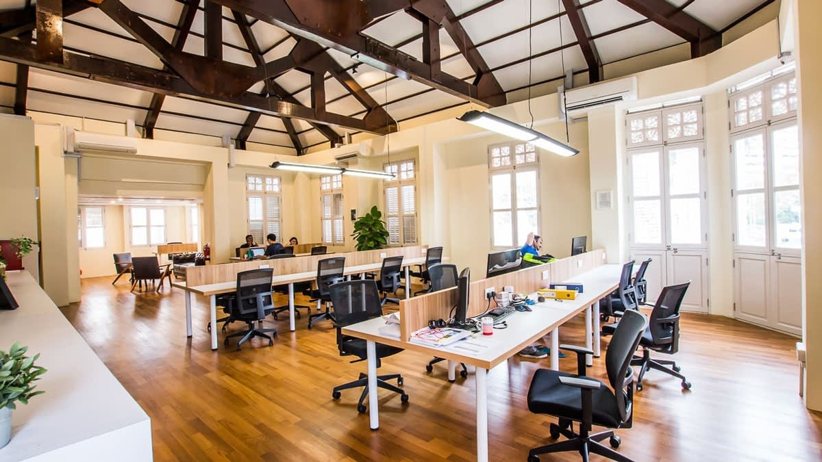 The Pros of Taking a Coworking Space