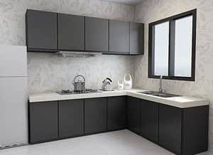 A Guideline To Choosing Kitchen Cabinets and Countertops