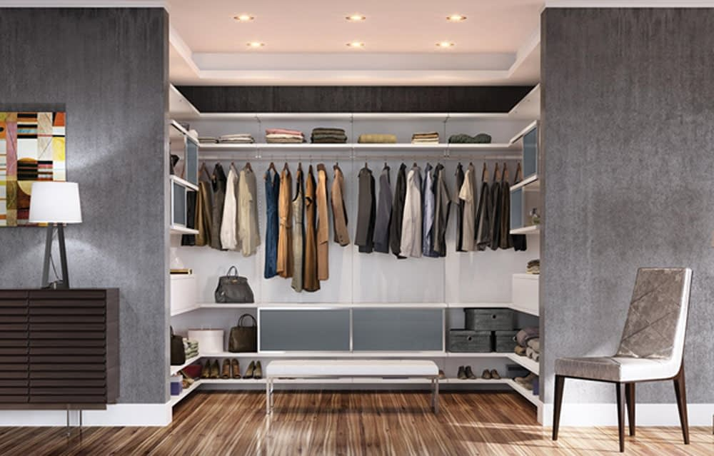 Types of Wardrobe or Kleiderschrank