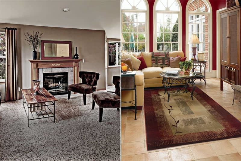 Make Your Home Comfy with Carpet