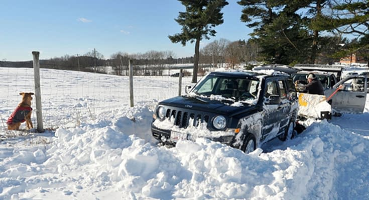 2 Dangers of Snow and How To Prevent Them