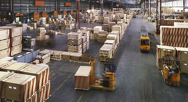 Solution to Overcome Management of Warehouse Goods Problem