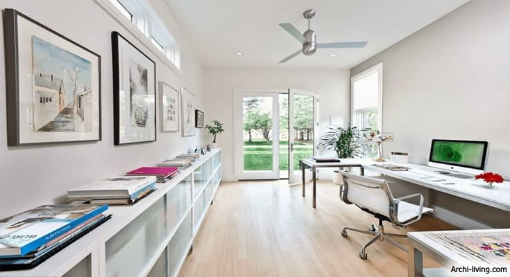 How to Decorate a Modern Home Workplace