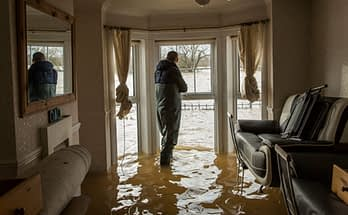 4 Things to Do When Your Home Floods