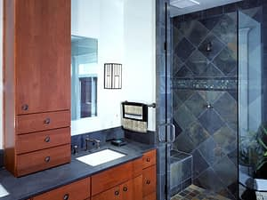 Bathroom Makeovers - Remodel Everything, Not Just the Big Items
