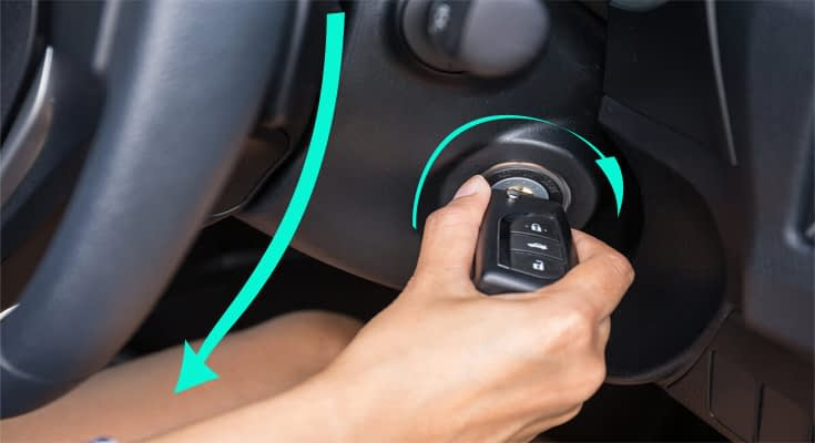 Causes For Not Turning The Key When Trying To Start Your Car
