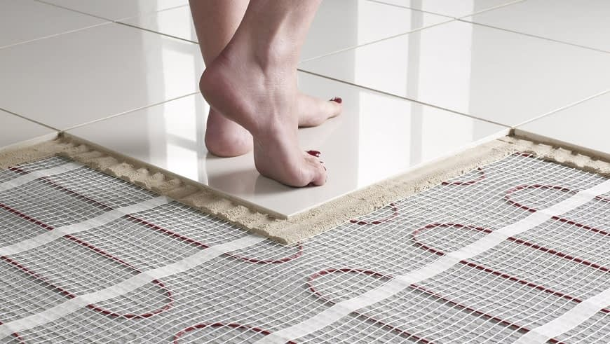 How Much Does Electric Underfloor Heating Cost?
