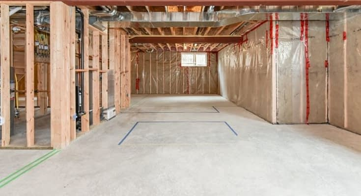 Finished Basement - Increase the Value of Your Home While Adding More Living Space