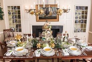 All About Tablescapes