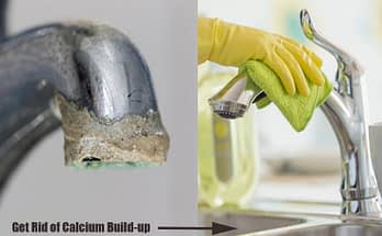How to Get Rid of Calcium Build-up on Your Taps