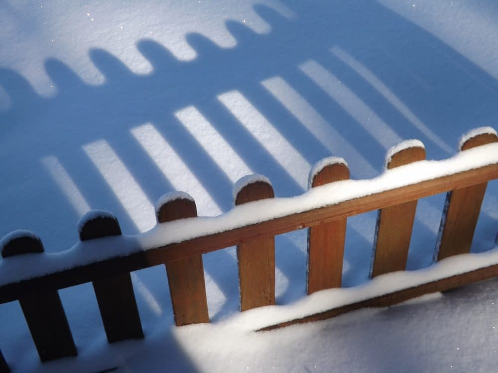 Benefits of Installing your New Fence During Winter or Fall