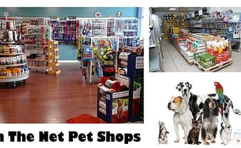 On The Net Pet Shops
