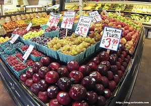 Tips on How to Choose Fresh Foods
